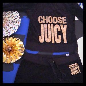 Juicy Couture Original Velour Set